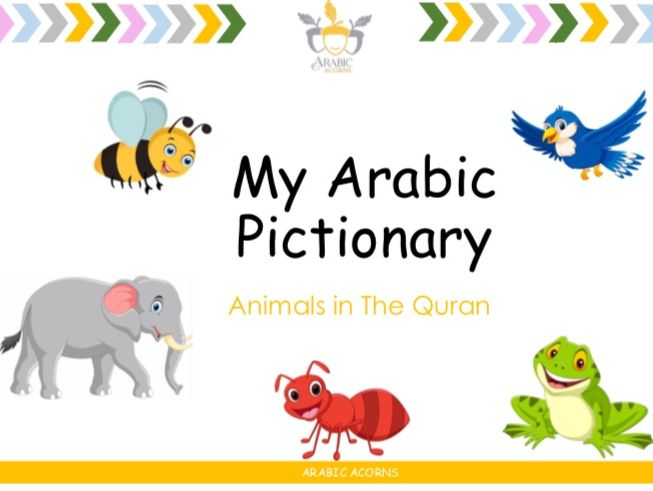 Arabic Pictionary