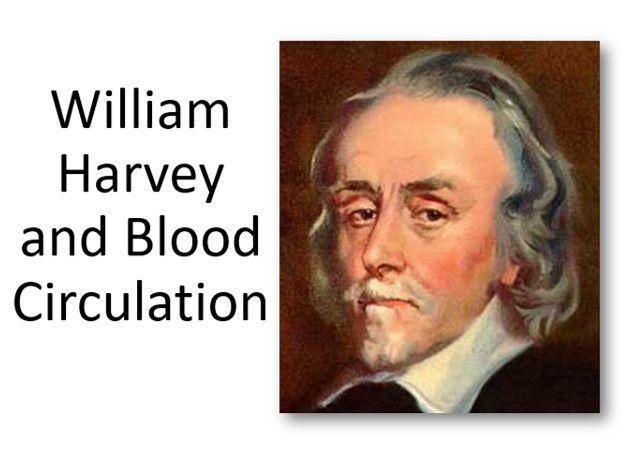 Harvey and Blood Circulation