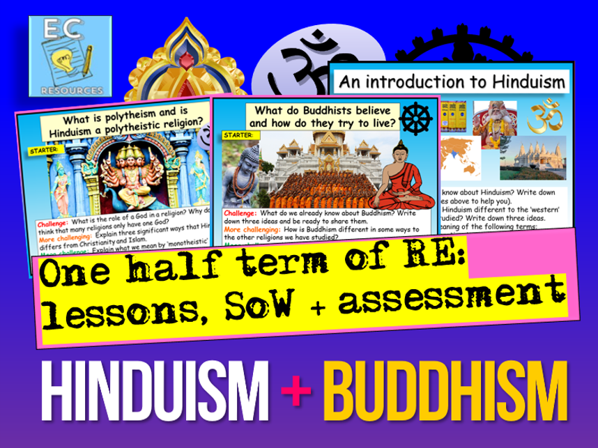 Hinduism and Buddhism Unit