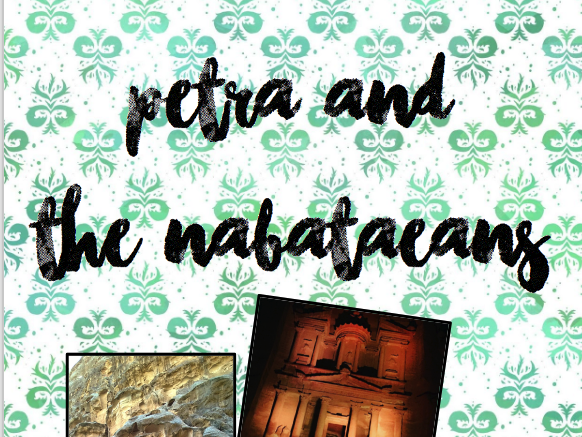 Petra & the Nabataeans BUNDLE with STEAM