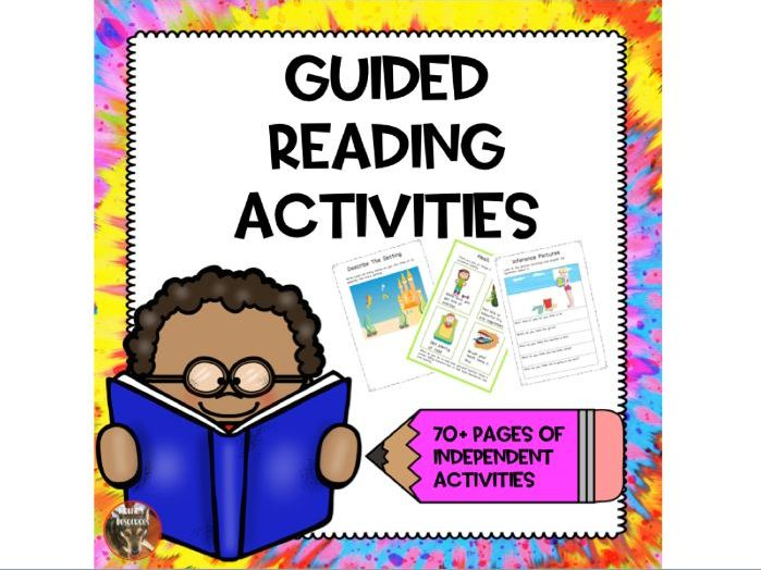 Guided Reading Activities Year 1