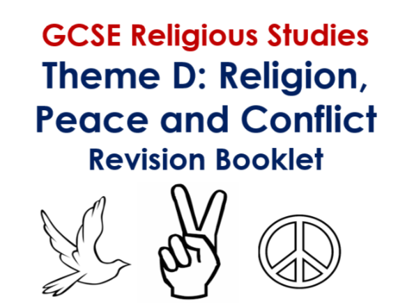 AQA GCSE RS Theme D Revision Guide