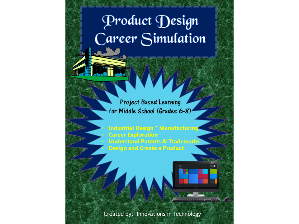 Product Designer / Industrial Designer Career Simulation (Manufacturing)