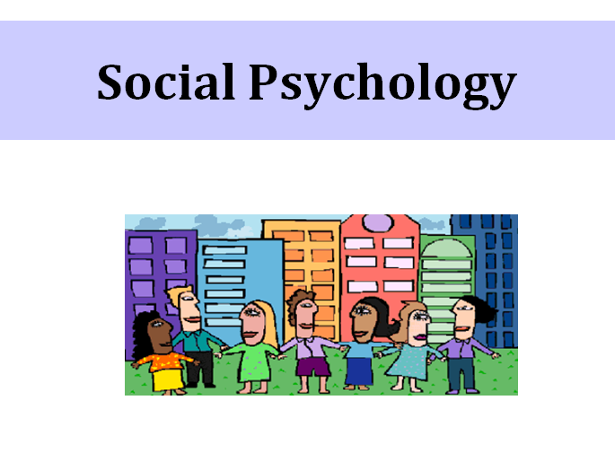 Social Psychology Introduction - AS/ A Level