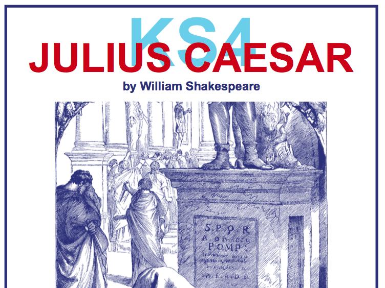 Ks4 Julius Caesar Scheme Of Work Sample Pages By Banddpublishing