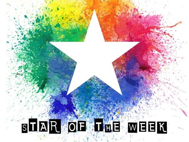 Printable Star of the Week certificate sheet - All subjects