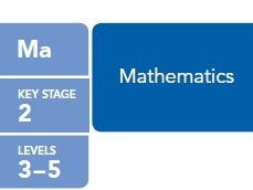 National Curriculum KS2 SATs Past Maths Questions