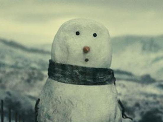 English / Literacy Recount - The Snowman (John Lewis 2012 Christmas advert)
