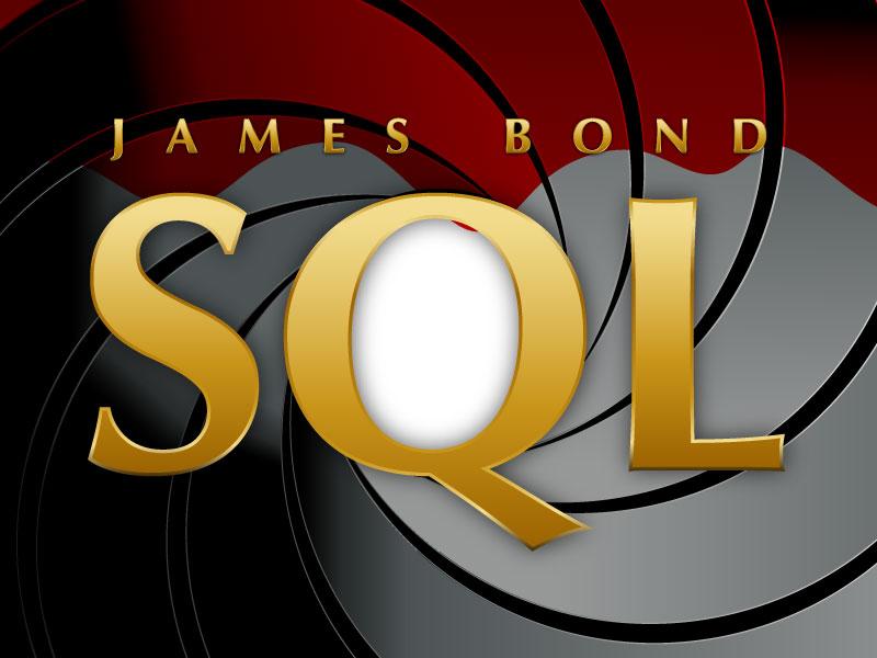 James Bond Database SQL