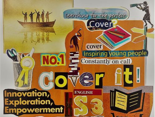 Cover it! Antonyms: self-mark, differentiated & no exercise book or PC needed: ideal cover lesson