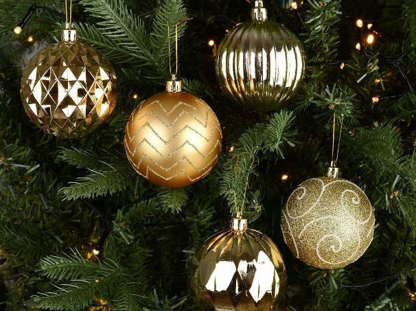 Christmas bauble shape for best copying Christmas cinquain poems