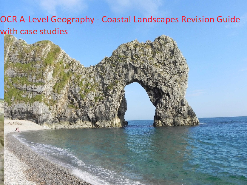 OCR A-Level Geography - Coastal landscapes revision guide