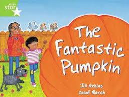 "Rigby Star Green Level: ""The Fantastic Pumpkin"" task"