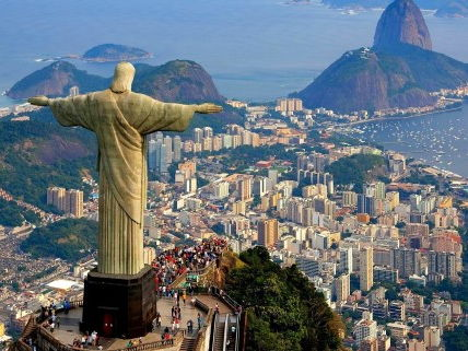 AQA GCSE Geography - The Urban World, Rio