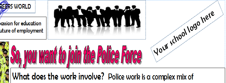 So, you want to join the Police