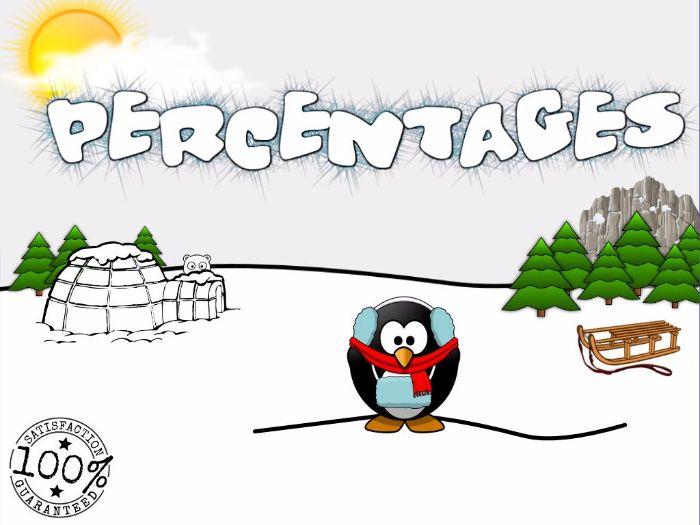 KS2: Percentages Resource Pack