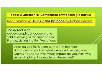 AQA Language Paper 2 Question 4
