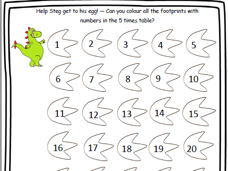 step counting