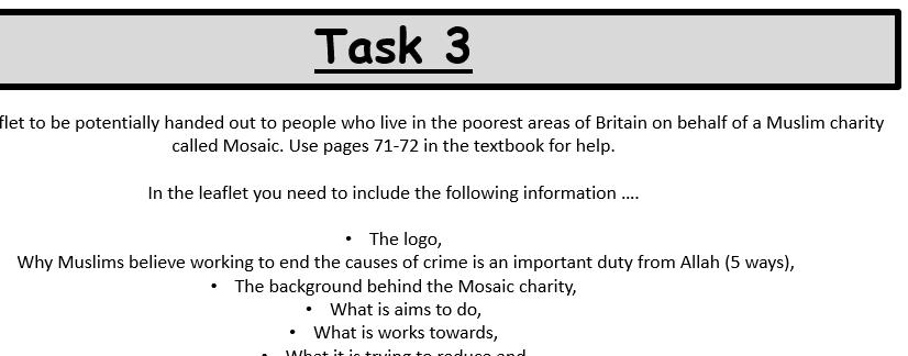 Crime Lesson