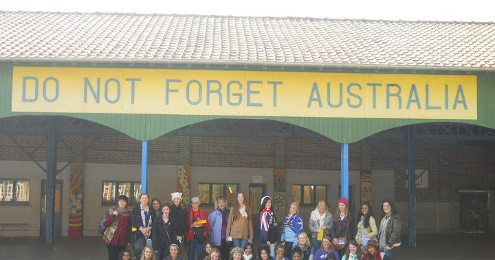 Anzac Day activity: WW1, when France and Australia bonded.