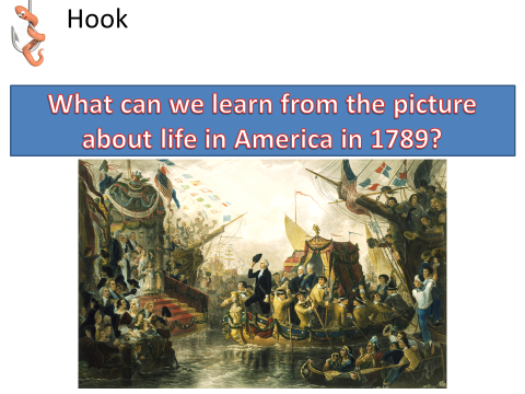 NEW OCR GCSE - Making of America Unit 1 - America's Expansion