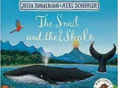 Snail and the Whale unit of work Y1/2
