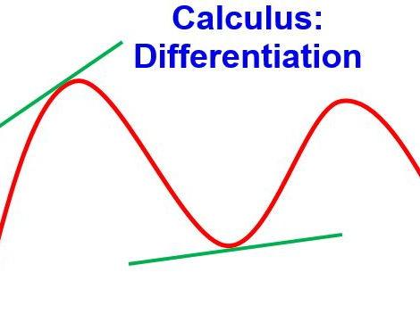 Calculus: Differentiation
