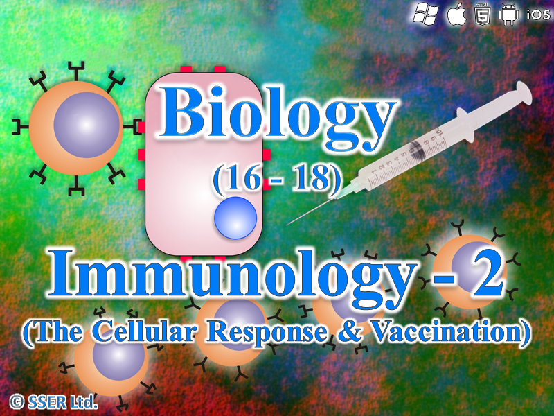 3.2.4 Immunology 2 - Cellular Response & Vaccination