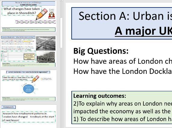 gcse geography case study london docklands