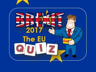 Brexit: One Year On: The EU Quiz