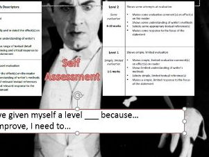 Full paper 1 aqa language  Dracula walk through with questions