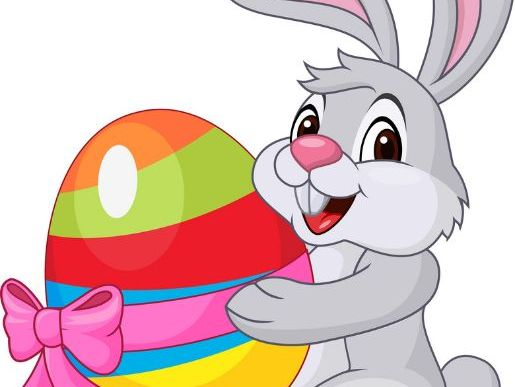 Easter Bingo - Letter and Tickets