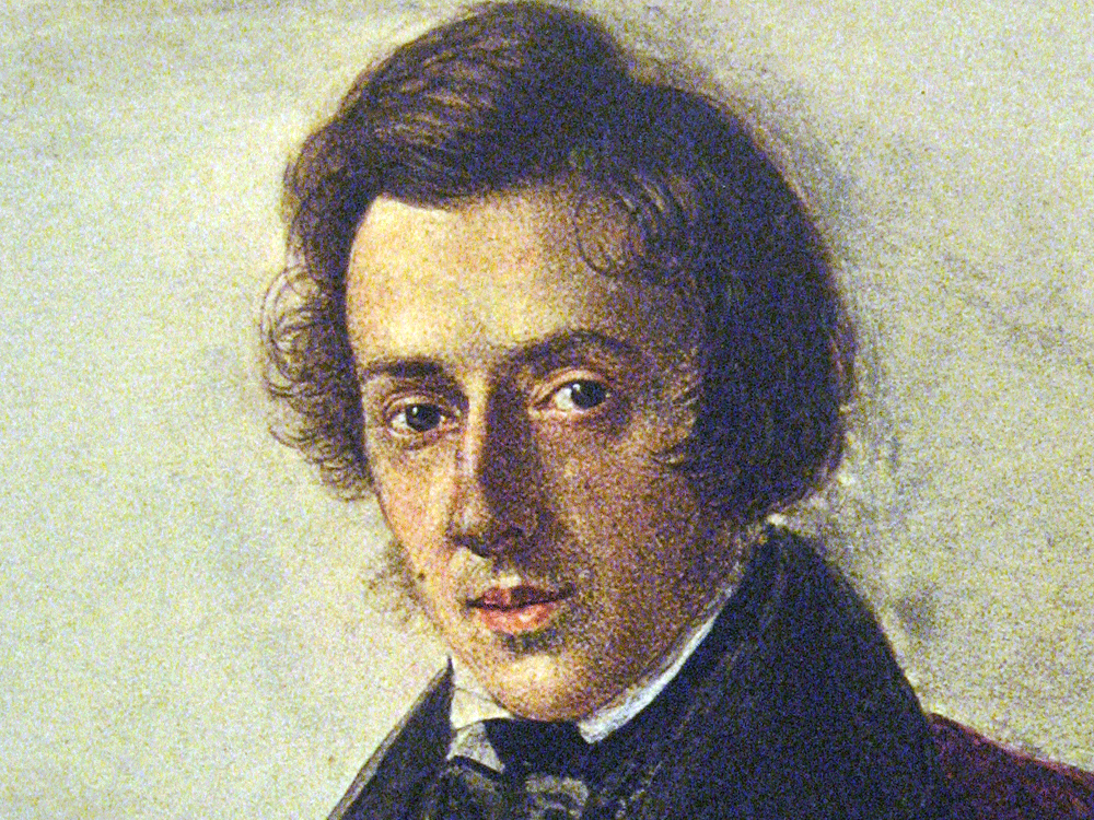 Chopin listening quiz for Edexcel GCSE Music with excerpts and answers