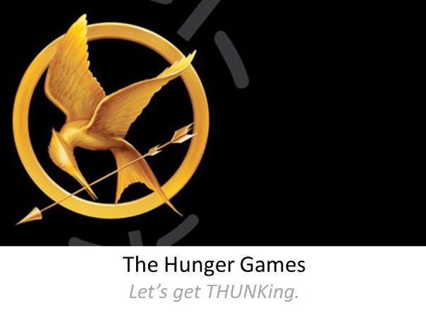The Hunger Games - THUNK questions