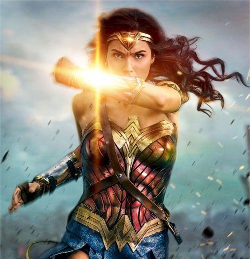 WJEC MS4 Film Industry Wonder Woman