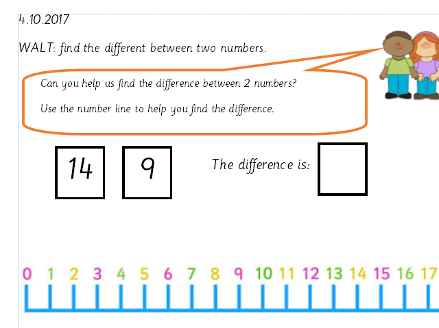 Year 1 Missing Number Powerpoint And Worksheets By