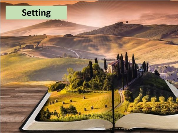 An introduction to story setting
