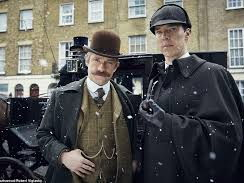 Sherlock Holmes and The Christmas Mystery- COMPREHENSION QUESTIONS- KS3 or KS4