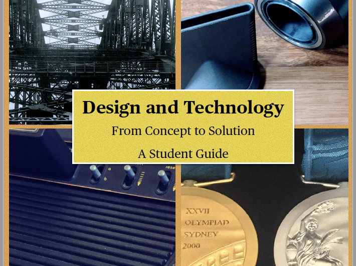 Design and Technology - From Concept to Solution (2nd edition)