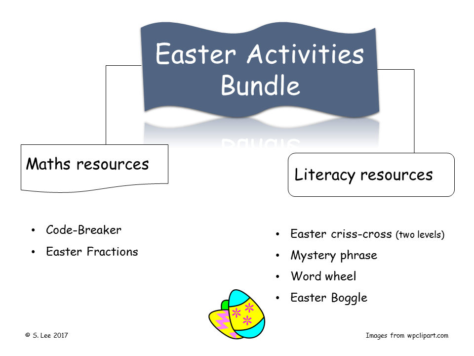 Easter Literacy & Numeracy Activities