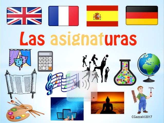 School Subjects in Spanish - A Complete Guide.