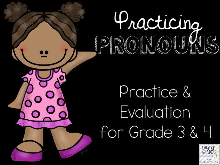 Practicing Pronouns