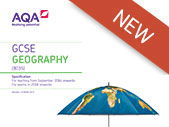 GCSE AQA 9-1 Geography Paper 1 Exam Questions
