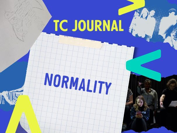 Wellbeing Journal Chapter 7: Normality