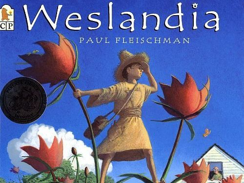 Weslandia Book Lesson Plans, Flip Charts and Resources -  2 week (8 days)