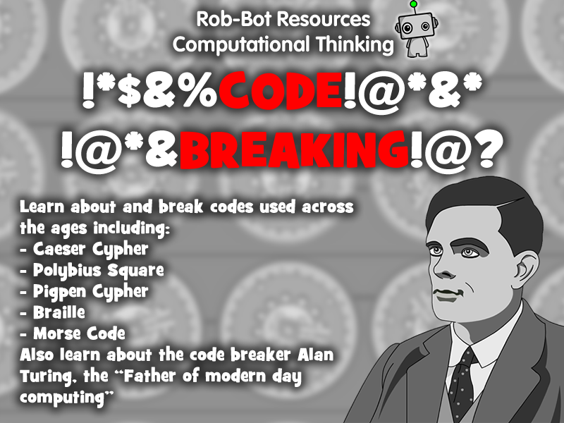 Computational Thinking: Code Breaking