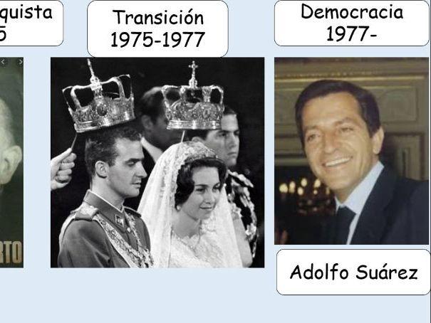 """""""Monarquías y dictaduras"""" New AQA A Level -PowerPoint"""