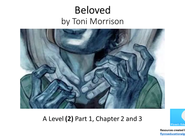A Level Literature: (2) Beloved Part 1 Chapters 2 and 3