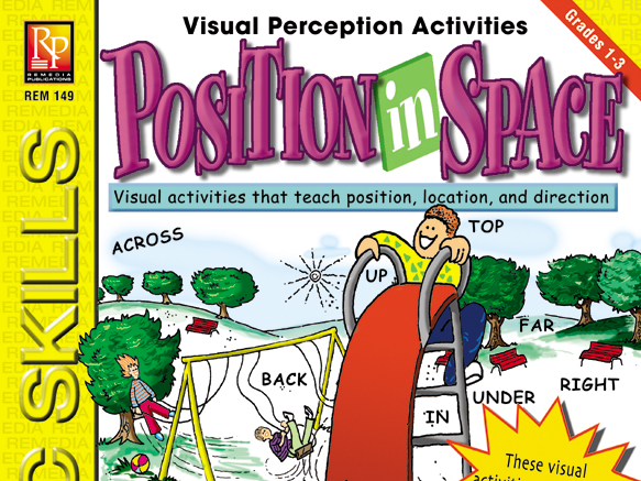 Position in Space: Visual Perception Activities