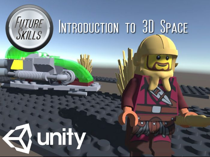 Introduction to 3D space